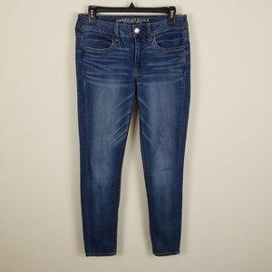 American Eagle super stretch jegging jeans